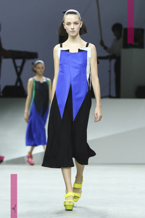Issey Miyake Fashion Show, Ready to Wear Collection Spring Summer 2017 in Paris