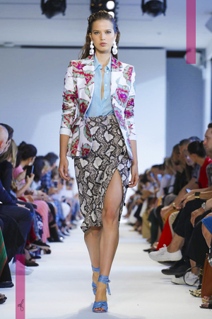 Altuzarra Fashion Show, Ready to Wear Collection Spring Summer 2017 in New York