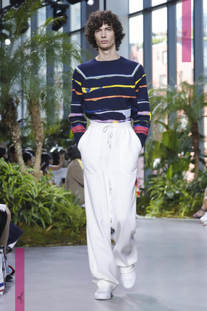 Lacoste Fashion Show, Ready to Wear Collection Spring Summer 2017 in New York