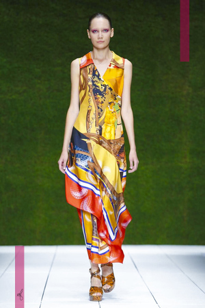 Laura Biagiotti, Women Fashion Show, Ready to Wear Collection Spring Summer 2017 in Milan