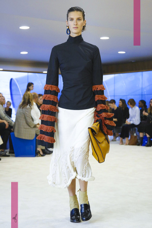 Loewe, Women Fashion Show, Ready to Wear Collection Spring Summer 2017 in Paris