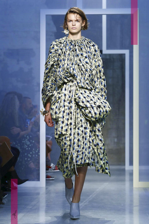 Marni, Fashion Show, Ready to Wear Collection Spring Summer 2017 in Milan