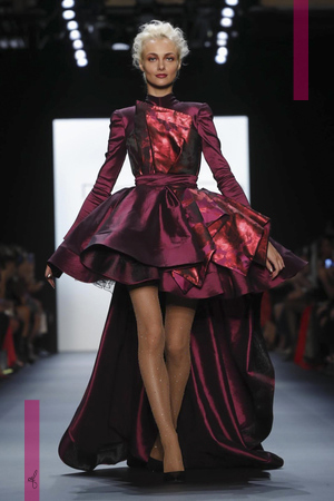 Michael Costello Fashion Show, Ready to Wear Collection Spring Summer 2017 in New York
