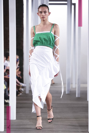 Milly Fashion Show, Ready to Wear Collection Spring Summer 2017 in New York