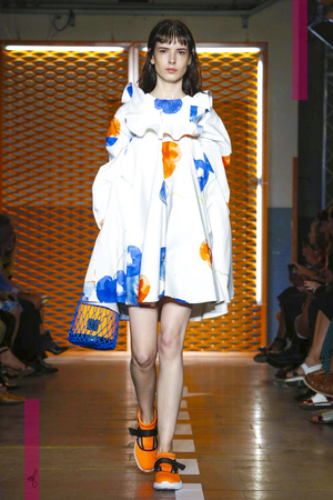 MSGM, Fashion Show, Ready to Wear Collection Spring Summer 2017 in Milan