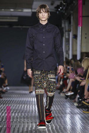 N°21 Fashion Show, Ready to Wear Collection Spring Summer 2017 in London