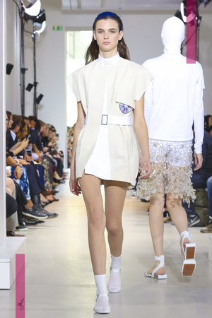 Paco Rabanne, Women Fashion Show, Ready to Wear Collection Spring Summer 2017 in Paris