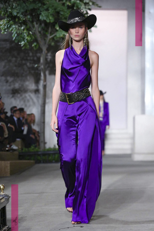 Ralph Lauren Fashion Show, Ready to Wear Collection Spring Summer 2017 in New York