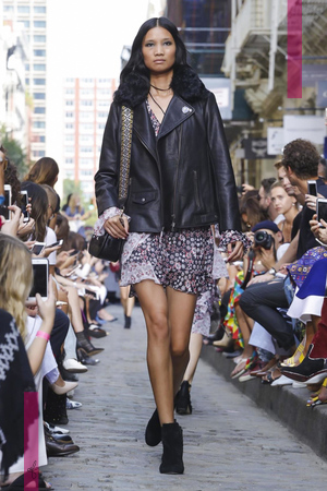 Rebecca Minkoff Fashion Show, Ready to Wear Collection Spring Summer 2017 in New York