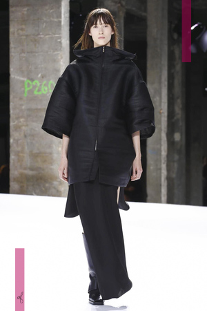 Rick Owens, Fashion Show, Ready to Wear Collection Spring Summer 2017 in Paris