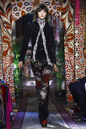 Roberto Cavalli, Fashion Show, Ready to Wear Collection Spring Summer 2017 in Milan