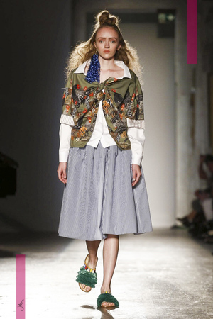 Stella Jean, Spring Summer 2017 Ready To Wear Milano