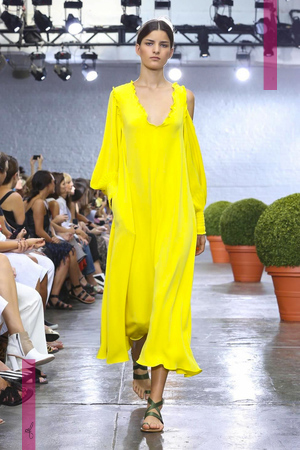 Tibi Fashion Show, Ready to Wear Collection Spring Summer 2017 in New York