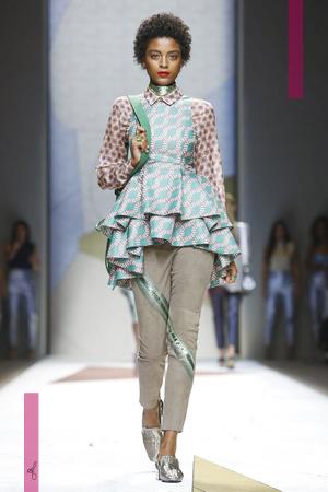 Trussardi, Women Fashion Show, Ready to Wear Collection Spring Summer 2017 in Milan