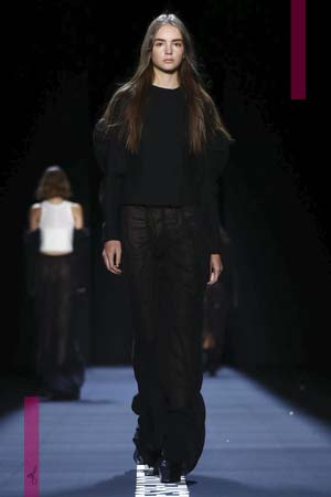 Vera Wang Fashion Show, Ready to Wear Collection Spring Summer 2017 in New York