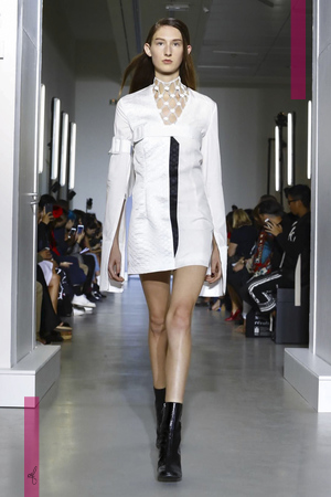 Yang Li Fashion Show, Ready to Wear Collection Spring Summer 2017 in Paris