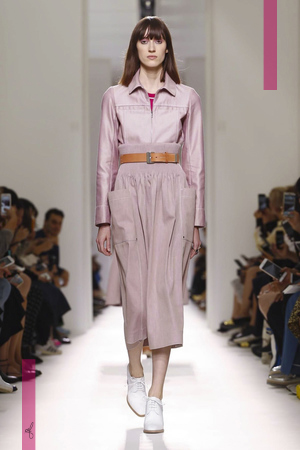 Hermes Fashion Show, Ready to Wear Collection Spring Summer 2017 in Paris
