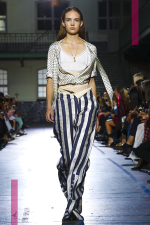 John Galliano, Fashion Show, Ready to Wear Collection Spring Summer 2017 in Paris