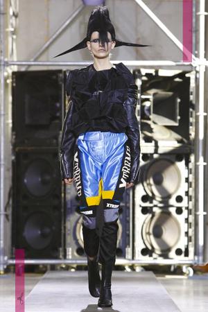 Junya Watanabe, Women Fashion Show, Ready to Wear Collection Spring Summer 2017 in Paris