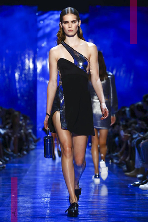 Mugler, Fashion Show, Ready to Wear Collection Spring Summer 2017 in Paris