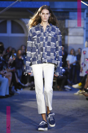 Paul & Joe, Women Fashion Show, Ready to Wear Collection Spring Summer 2017 in Paris