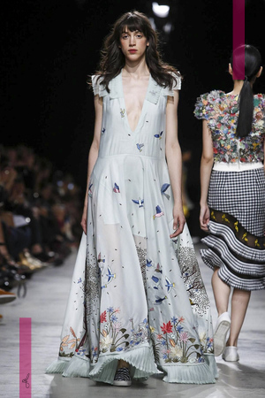 Rahul Mishra Fashion Show, Ready to Wear Collection Spring Summer 2017 in Paris