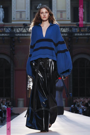 Sonia Rykiel Fashion Show, Ready to Wear Collection Spring Summer 2017 in Paris