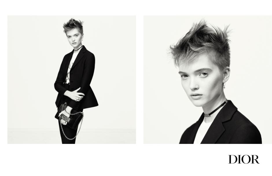 Dior spring 2017 campaign