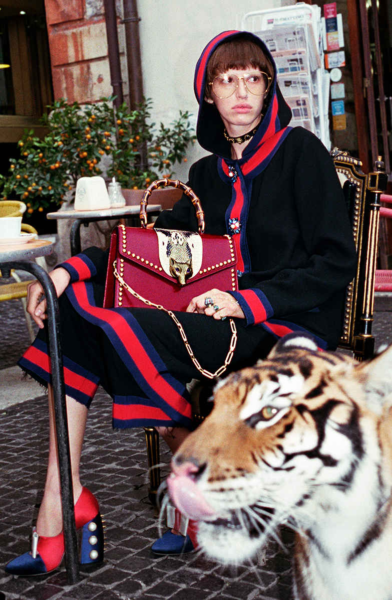 Photo: Glen Lunchford for Gucci