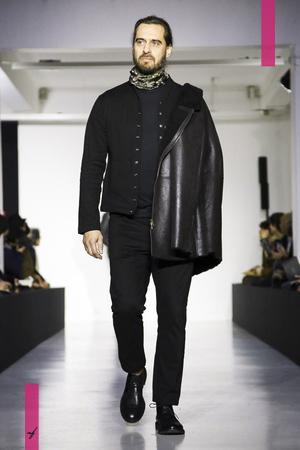 Agnes B, Menswear, Fall Winter 2017 Fashion Show in Paris