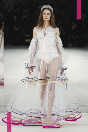 Alexis Mabille, Fashion Show, Couture Collection Spring Summer 2017 in Paris