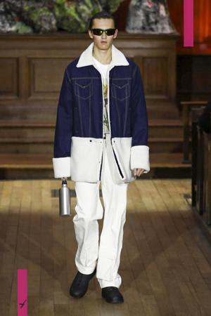 Andrea Crews, Fall Winter 2017 Menswear Collection in Paris