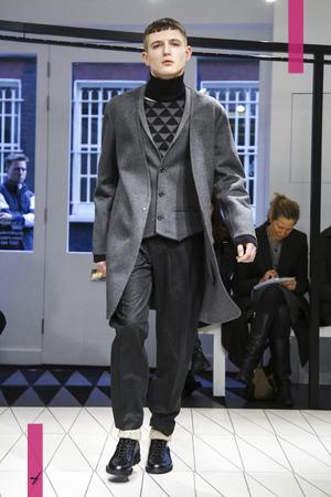 Chalayan, Fashion Show, Menswear Collection Fall Winter 2017 in London
