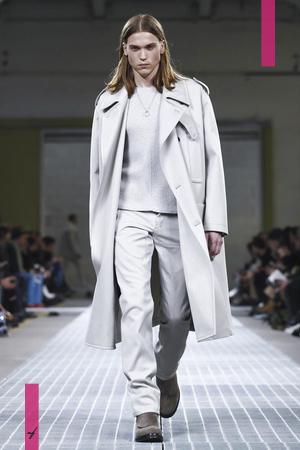 Dirk Bikkembergs, Fashion Show, Menswear Collection Fall Winter 2017 in Milan