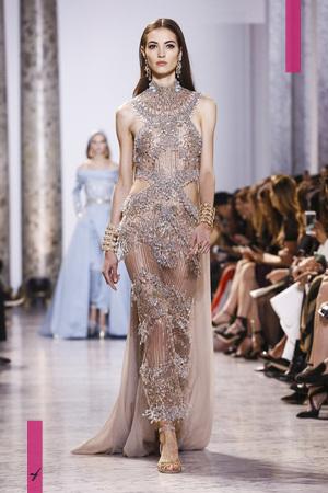 Elie Saab, Couture, Spring Summer 2017 in Paris