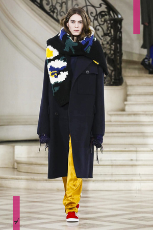 Etudes Studio, Fall Winter 2017 Menswear Collection in Paris