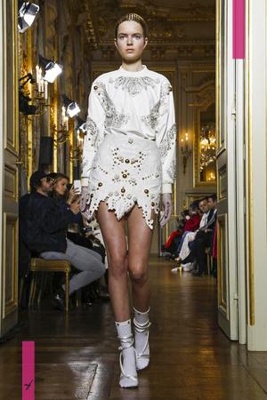 Francesco Scognamiglio, Couture, Spring Summer 2017 Fashion Show in Paris