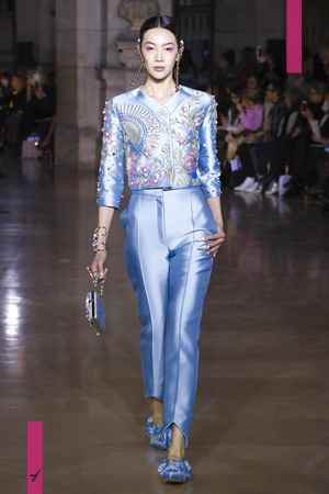 Georges Hobeika, Couture, Spring Summer 2017 Fashion Show in Paris