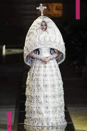 Guo Pei, Couture, Spring Summer 2017 in Paris