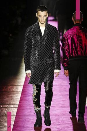 Haider Ackermann Menswear Fall Winter 2017 Collection in Paris