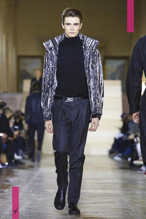 Issey Miyake, Fashion Show, Menswear Collection Fall Winter 2017 in Paris