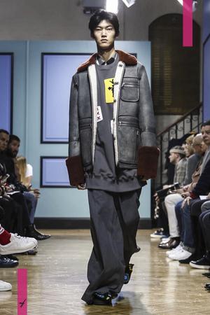 J.W. Anderson, Fashion Show, Menswear Collection Fall Winter 2017 in London