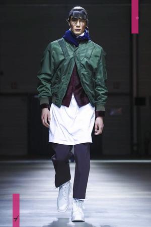 Kenzo, Fashion Show, Menswear Collection Fall Winter 2017 in Paris