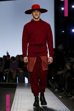 Marcelo Burlon, Fall Winter 2017 Menswear Collection in Milan