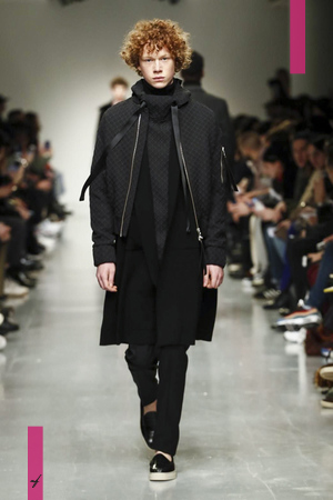 Matthew Miller, Fashion Show, Menswear Collection Fall Winter 2017 in London