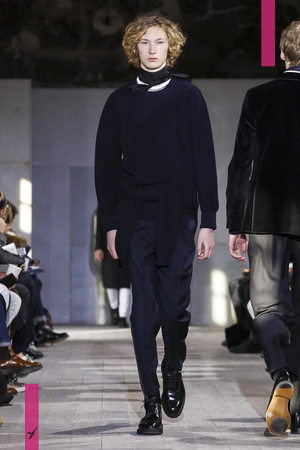 Officine Generale, Fall Winter 2017 Menswear Collection in Paris