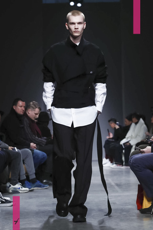 Ports 1961, Fall Winter 2017 Menswear Collection in Milan