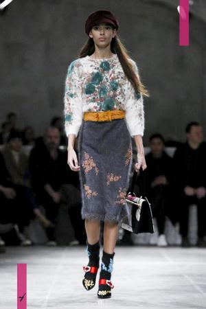 Prada Menswear Fall Winter 2017 Colletion in Milan