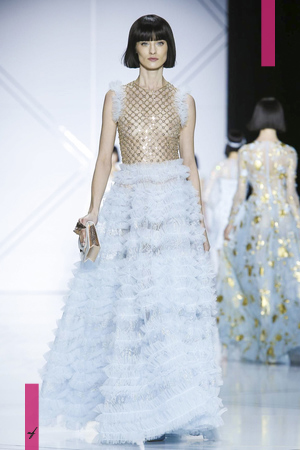 Ralph & Russo, Fashion Show, Couture Collection Spring Summer 2017 in Paris