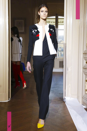 Schiaparelli, Fashion Show Couture Collection Spring Summer 2017 in Paris